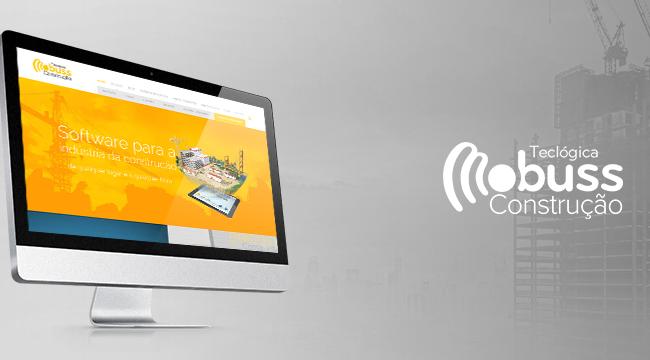 Mobuss Construção lança site com novo layout e melhor navegação