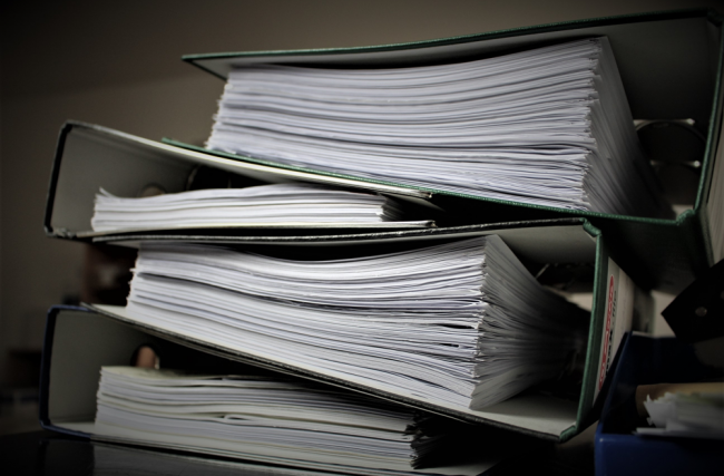 Controle de documentos e registros: por que manter sempre em dia?