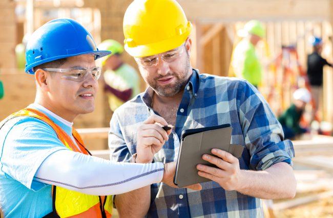 Como controlar e otimizar o processo produtivo no canteiro de obras