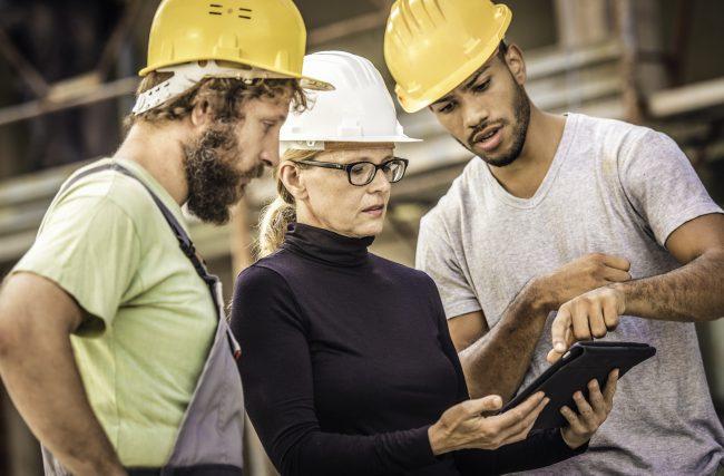 5 razões para fazer do tablet o aliado nº1 dos seus projetos de construção!