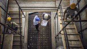 Controle da jornada de trabalho na Indústria da Construção