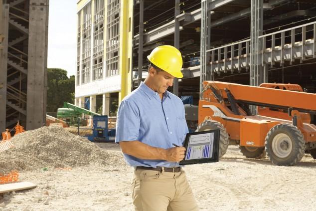 Tablets na construção civil: mais qualidade às suas obras