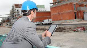 Assistência técnica na indústria da construção
