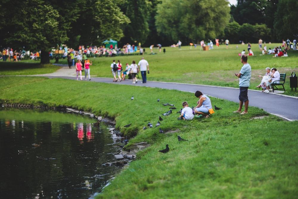 Projetando espaços públicos sustentáveis para as cidades