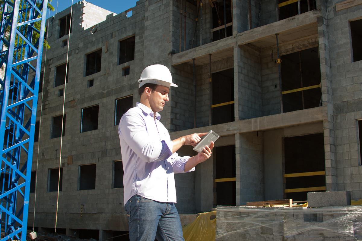 Como gerenciar os registros de obras com segurança e agilidade?