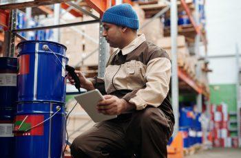 5 dicas para melhorar o depósito de material de construção