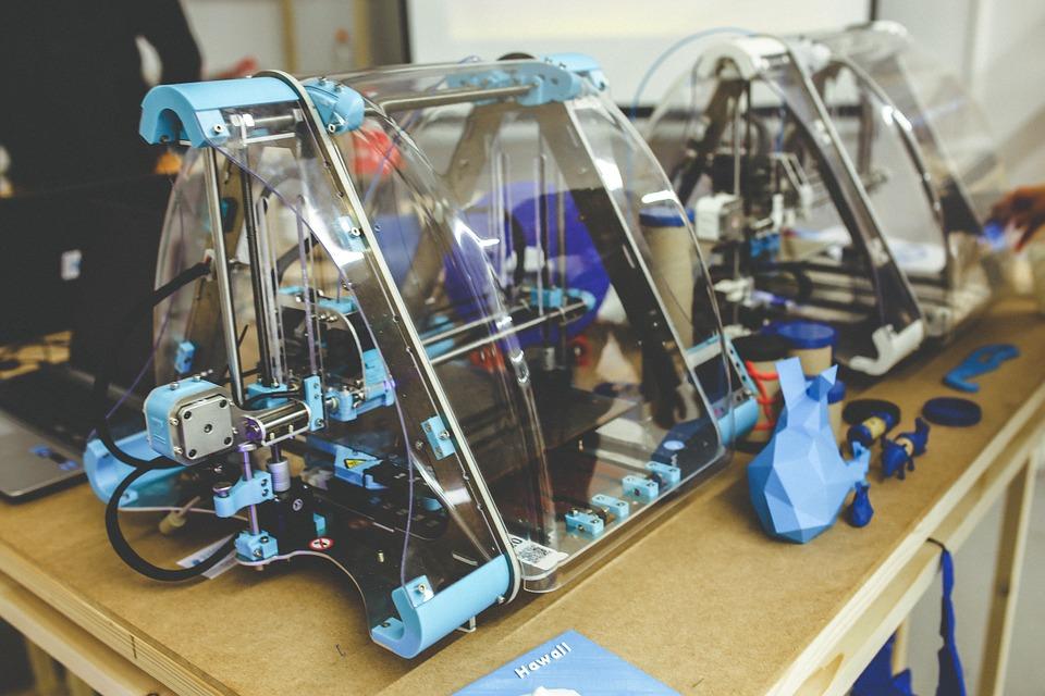 impressora 3D na construção