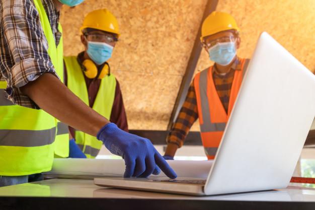 A importância do controle do acesso a obras durante a pandemia