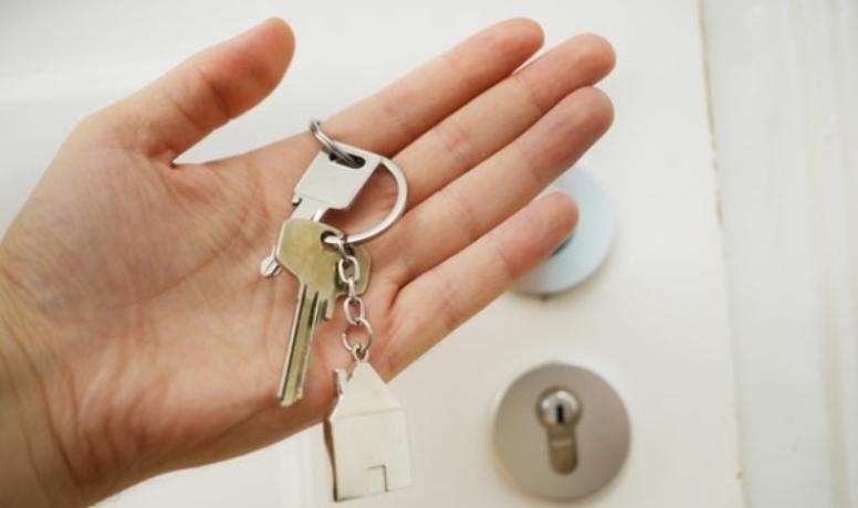Vistoria e entrega de chaves