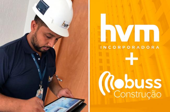 HVM Incorporadora: agilidade do início ao pós-obra com o Mobuss Construção